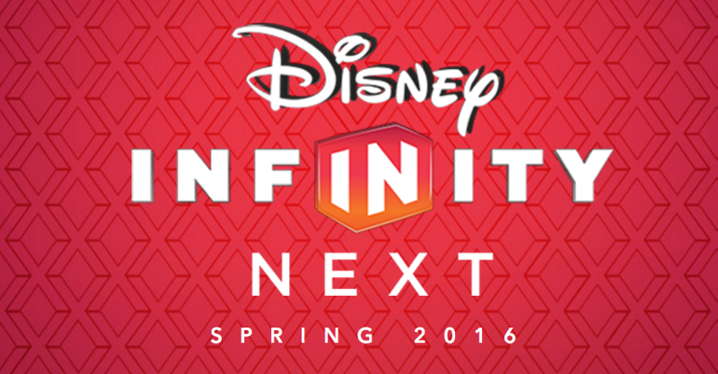 What is #DisneyInfinityNext? 12 days until we find out…