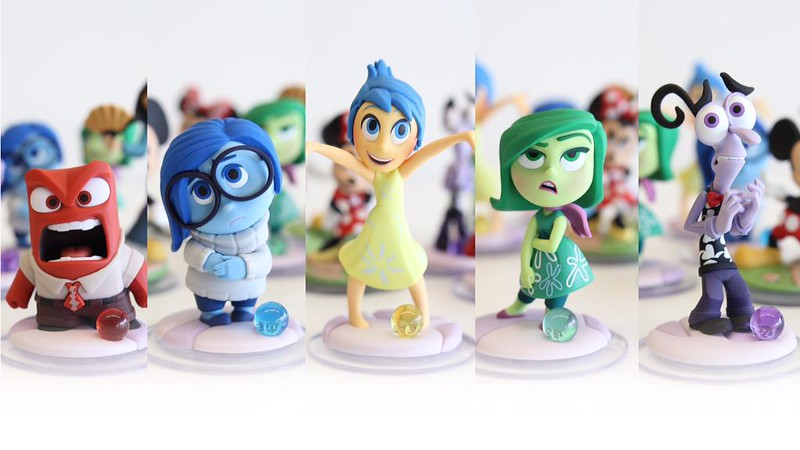 An INSIDE OUT look at Disney-Pixar's newest Play Set for Disney Infinity