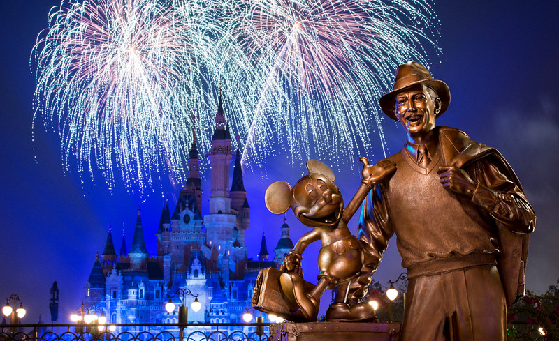 DON'T MISS: Grand opening telecast for SHANGHAI DISNEY RESORT promises quite the spectacle