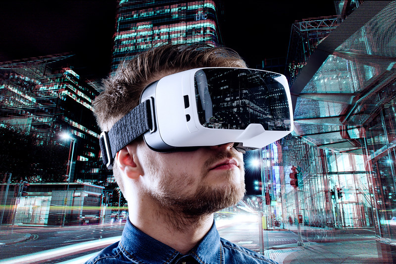 It's a virtual new world and we're just living in it with new IMAX developments