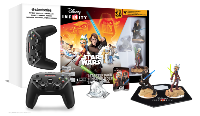 Disney Interactive launches Disney Infinity 3.0 with exclusive Nimbus wireless controller