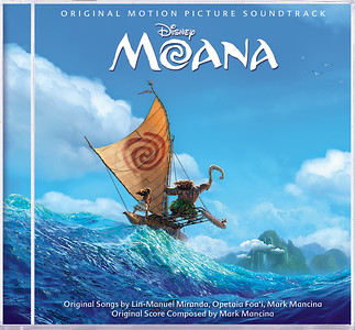 REVIEW: Soundtrack for MOANA is a beautifully crafted tapa cloth of classic and contemporary sounds