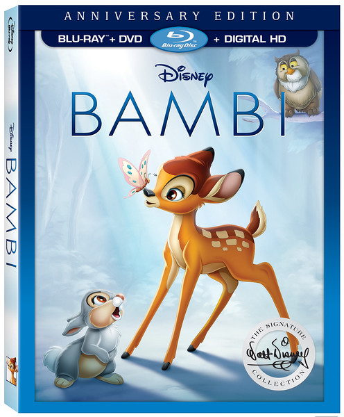 BAMBI comes home to Walt Disney Signature Collection