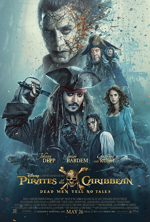 Two new clips take deeper dive into PIRATES OF THE CARIBBEAN: DEAD MEN TELL NO TALES