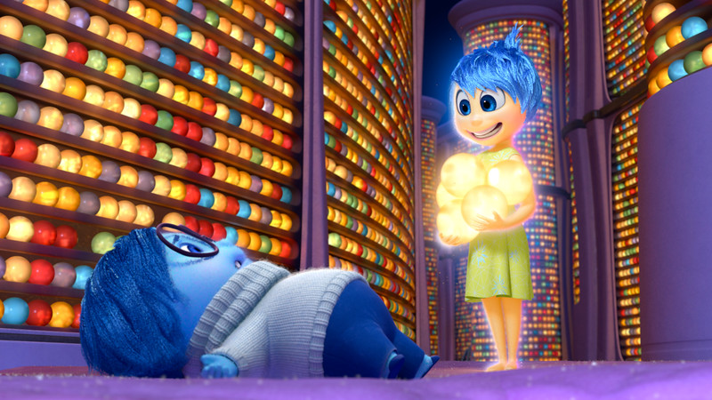 DISNEY AT THE 2016 OSCARS: 'STAR WARS' shut-out, 'INSIDE OUT' wins Animated Feature