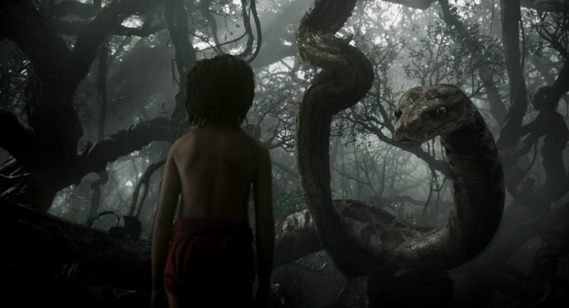 THE JUNGLE BOOK offers more clips, featurette footage