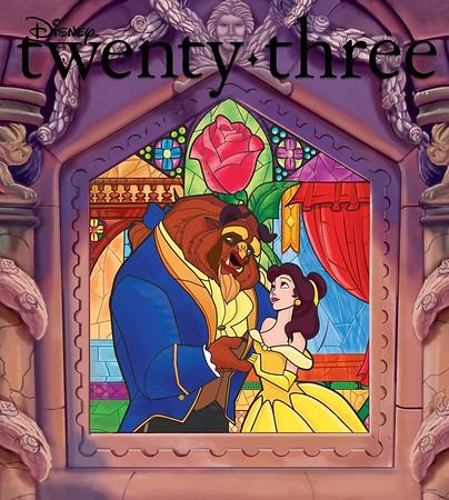 'Disney twenty-three' magazine celebrates 25 years of Beauty and the Beast, plus Aulani, Fall TV, and more!