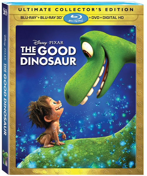 THE GOOD DINOSAUR stomps home next month