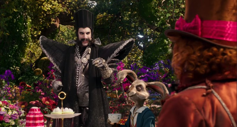 WATCH: Extended clips from ALICE THROUGH THE LOOKING GLASS