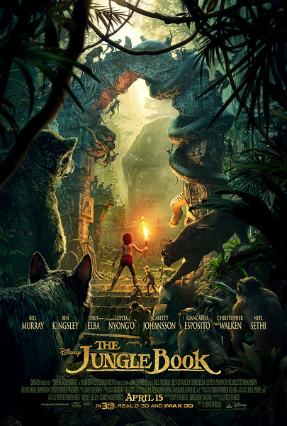 THE JUNGLE BOOK debuts new trailer, stills during BIG GAME