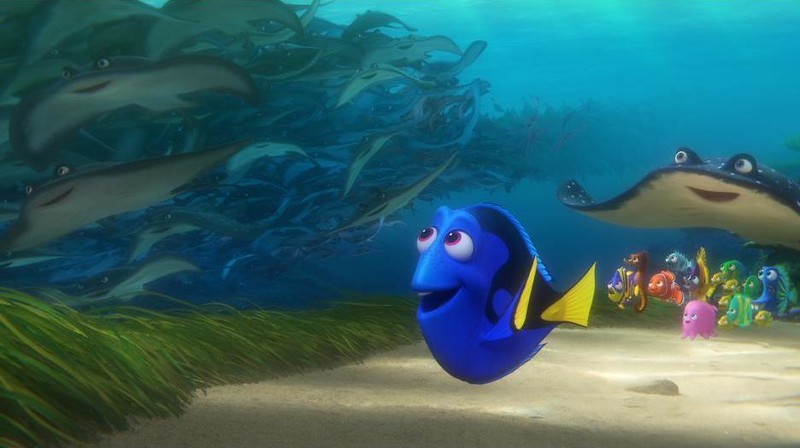 REVIEW: Triumphant FINDING DORY helps Pixar find themselves again