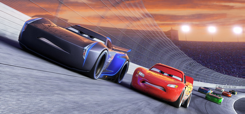 Trailer shows CARS 3 pushes it to the limit