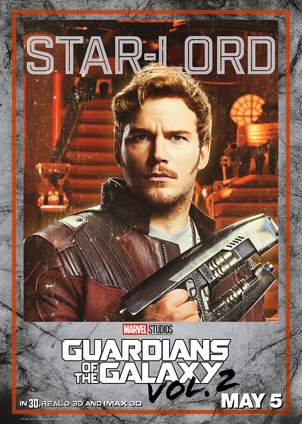 New posters, teaser celebrate ticket sales now open for GUARDIANS OF THE GALAXY VOL. 2
