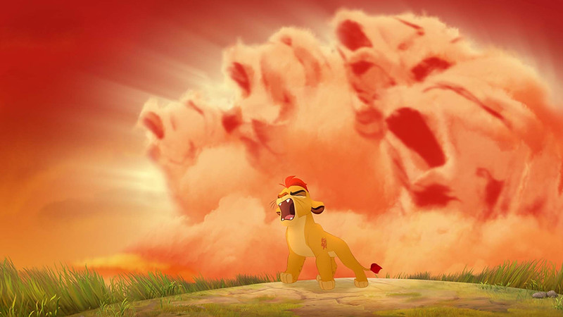 LION GUARD movie coming to home market, exclusive gift with physical copy purchase