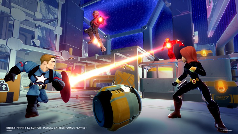 MARVEL BATTLEGROUNDS Disney Infinity Play Set available now for pre-order