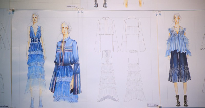 Disney Design Challenge to feature FROZEN inspired clothing