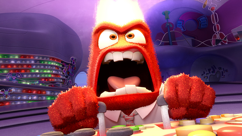 INSIDE OUT, fun new clips showcase how the mind works