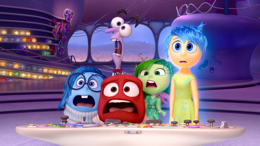 Experience all the feels at EL CAPITAN THEATRE for INSIDE OUT, 6/19 – 8/19