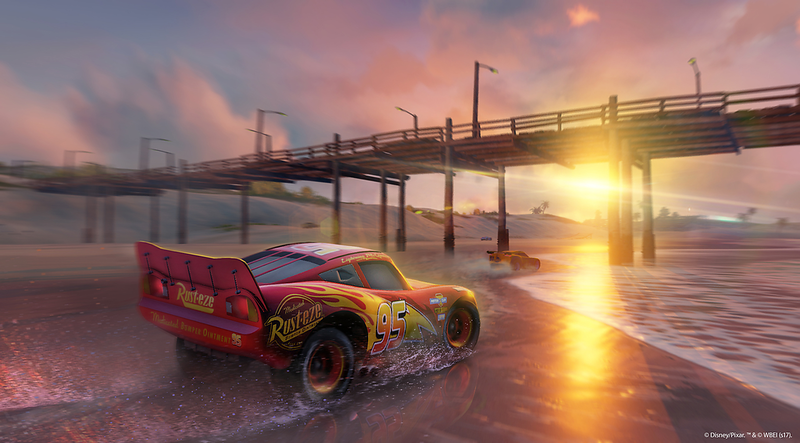 """CARS 3"" races into your favorite apps and games"
