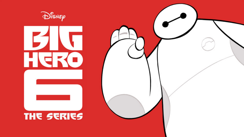 BIG HERO 6 the series confirmed for second season ahead of Fall premiere