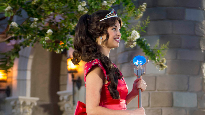 Disney's first Latina princess character to debut during live stream of 'Royal Welcome of Princess Elena of Avalor'