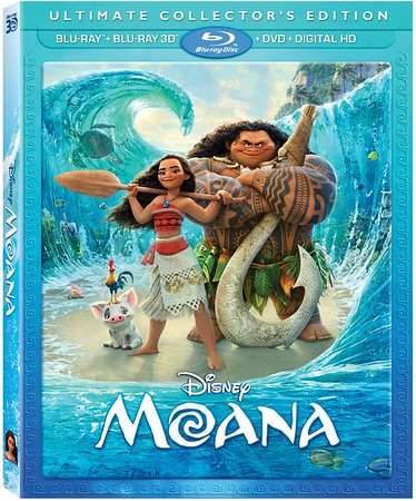 MOANA sails home with impressive list of extras