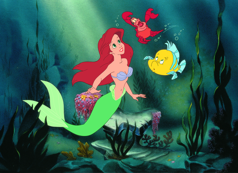 LITTLE MERMAID REBOOT: Are you ready to go under the sea with Lin-Manuel?