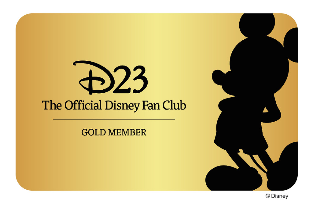 New D23 Gold Family Membership launched, upgrades allowed