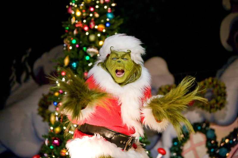 Popular GRINCHMAS returns to Universal Studios Hollywood with 21 days of festivities