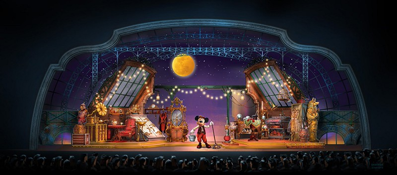 Mickey and the Magician to bring classic Disney songs to life at Disneyland Paris