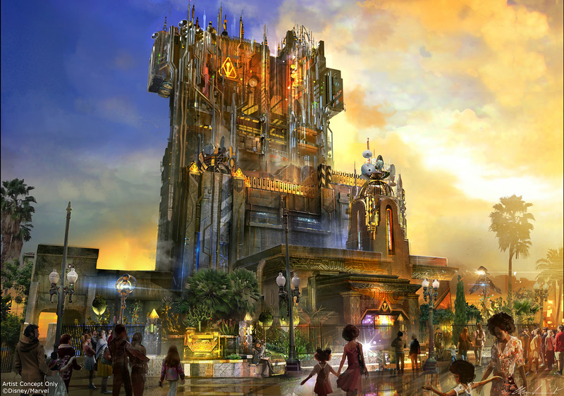 'Guardians of the Galaxy: Mission: Breakout' attraction makeover confirmed!