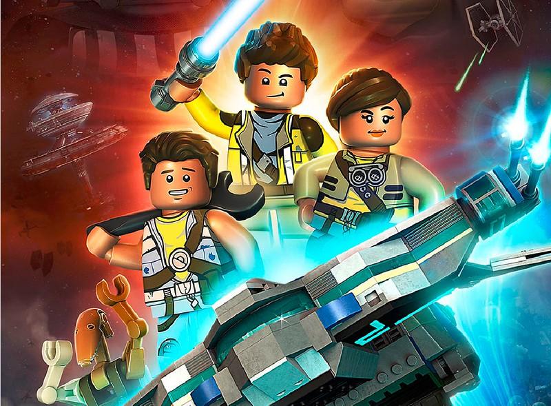 LEGO Star Wars: THE FREEMAKER ADVENTURES to debut on Disney XD