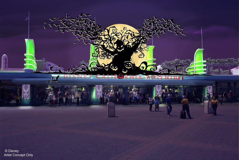 Haul-O-Ween RADIATOR SCREAMS coming to DCA with expanded DCA 'Halloween Time' offerings
