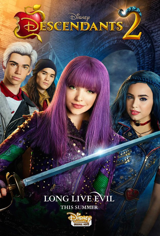 DESCENDANTS 2 sets simultaneous premiere across five networks July 21