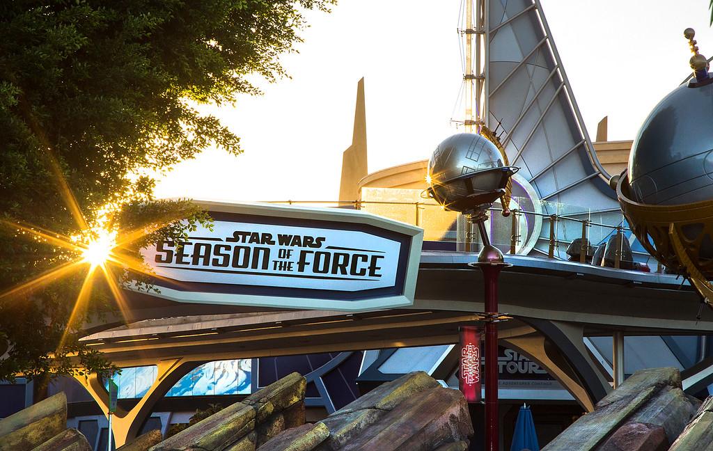 DETAILS: Season of the Force STAR WARS event lands at Disneyland NOVEMBER 16