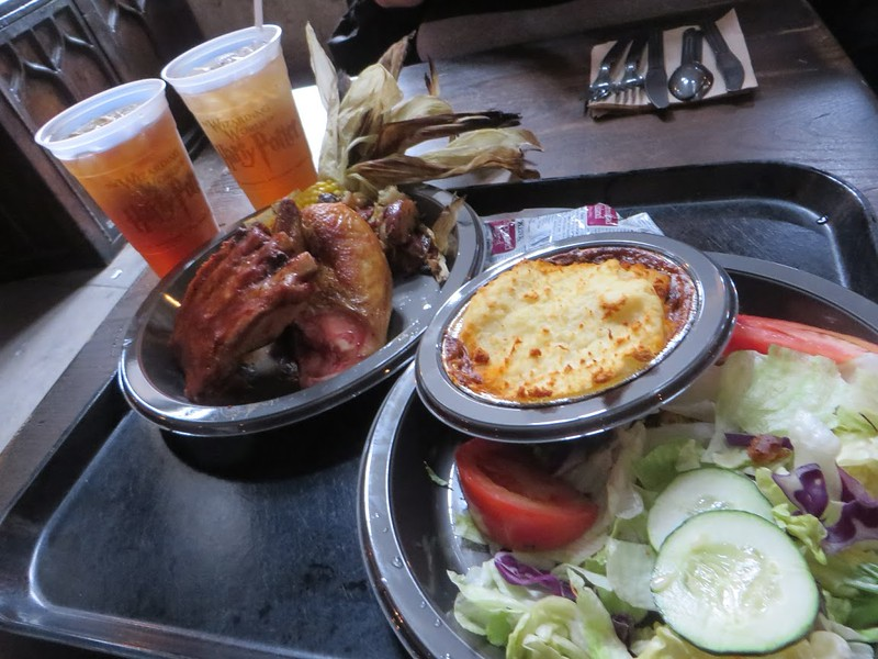 New food options land at WIZARDING WORLD OF HARRY POTTER at Universal, Hollywood