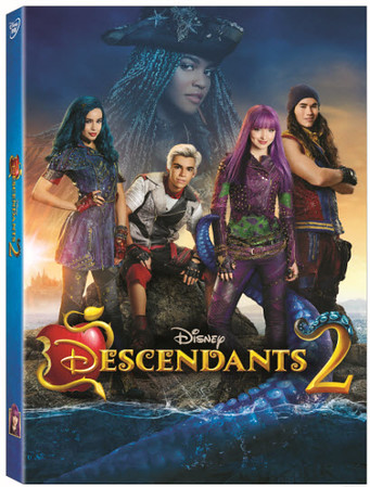 DESCENDANTS 2 announce DVD release for August 15th before Disney Channel Showing