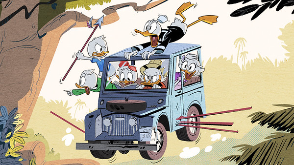 WATCH: DuckTales first-look video!!!