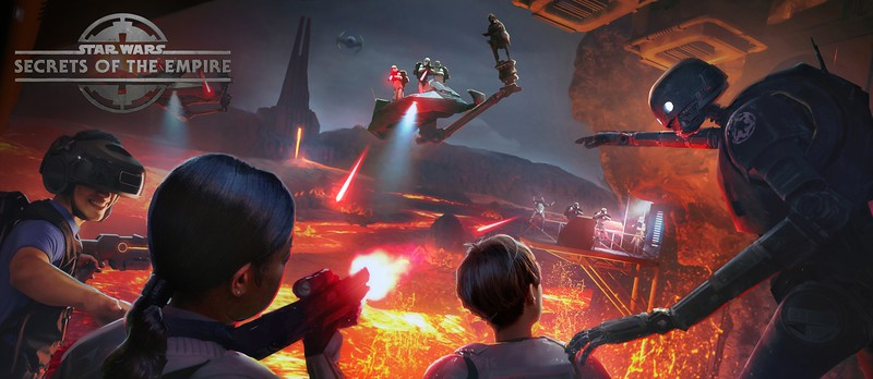 Tickets Are Now On Sale for Star Wars: Secrets of the Empire Immersive Hyper-Reality Experience Filed in: Disney Springs, Star Wars