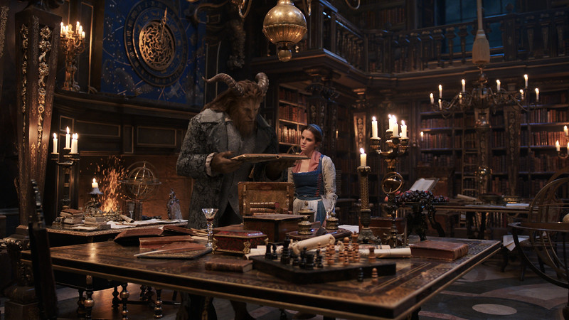 BEAUTY AND THE BEAST: Building a masterpiece that's a 'Tale As Old As Time'