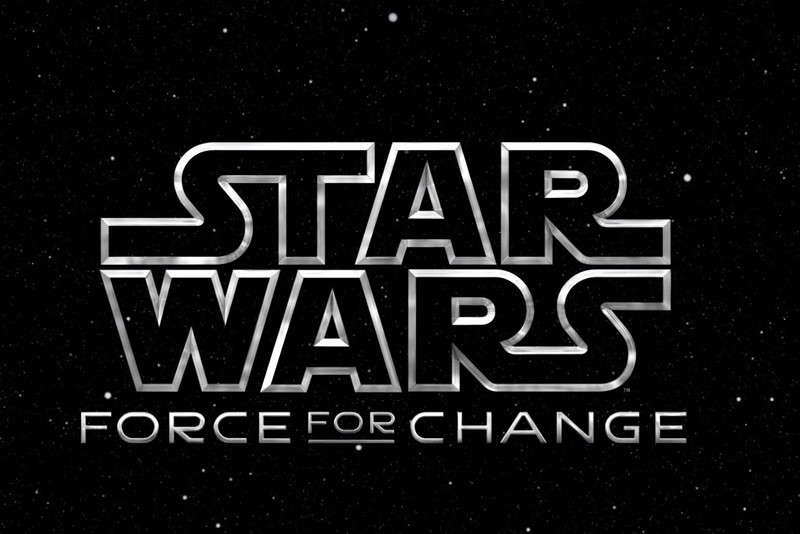 Mark Hamill and Kathleen Kennedy announce new Star Wars: Force For Change Campaign