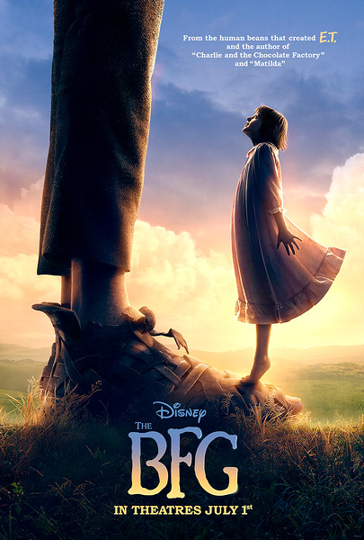 Who is THE BFG? New teaser reveals a–small–look!