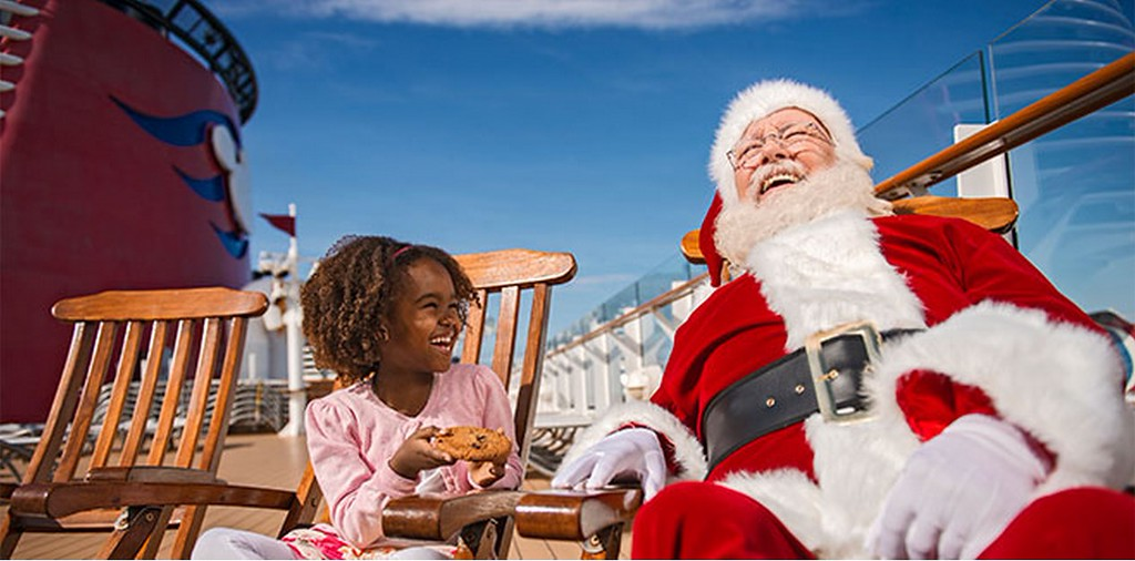 'Tis the Season to be Planning! Holiday voyages on the Disney Cruise Line promise merrytime cheer