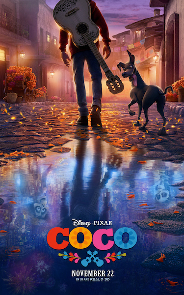 COCO trailer, poster, and casting announcement released