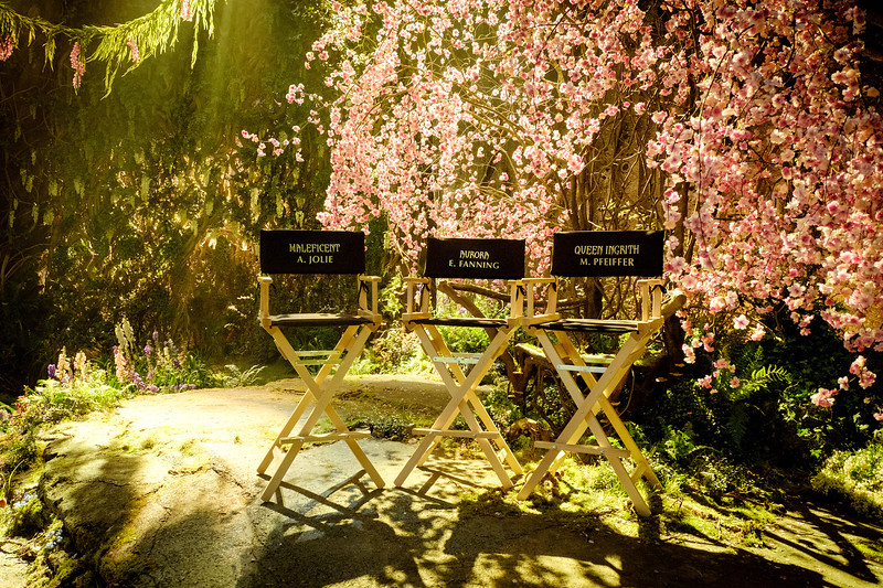 MALEFICENT sequel officially in production; Pfeiffer joins Jolie, Fanning