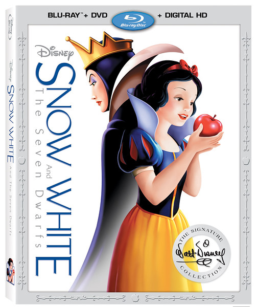 SNOW WHITE digital release launches new Disney Signature Collection