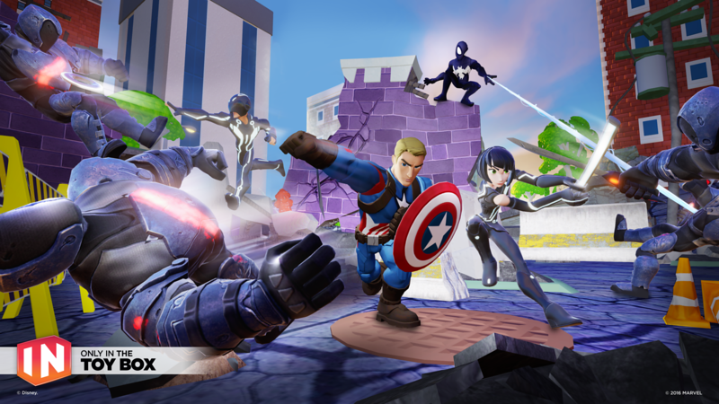 DISNEY INFINITY announces timeline of closures for various game components