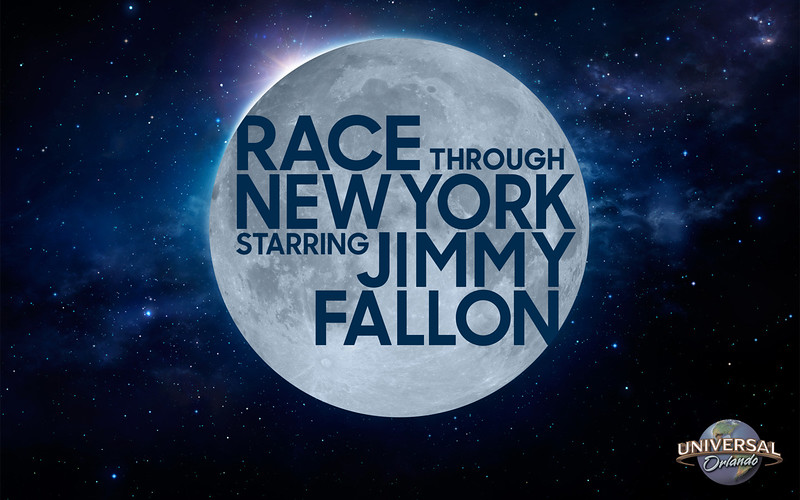 Race Through New York starring Jimmy Fallon coming to Universal Orlando in 2017