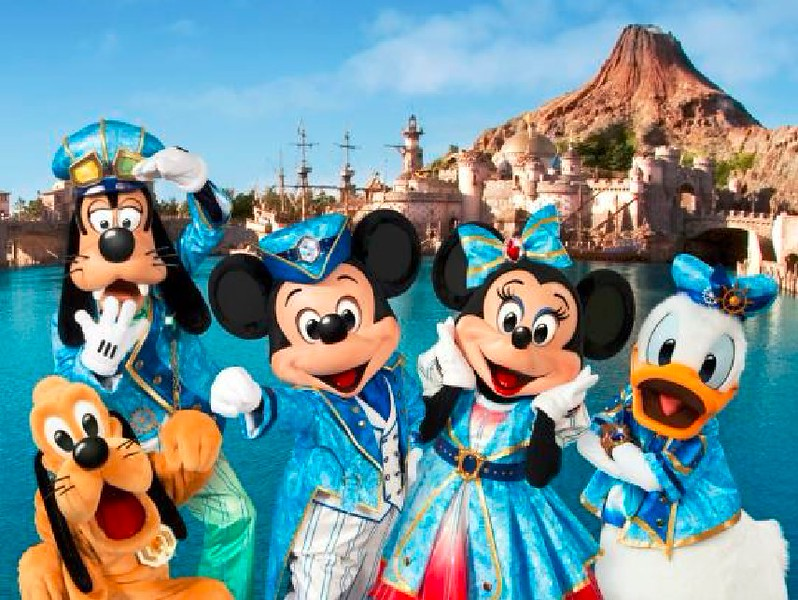 New entertainment, dining, shopping options for 15th Anniversary of Tokyo Disney Sea