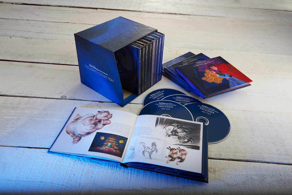 "Walt Disney's ""The Legacy Collection Box Set"" makes quite the holiday gift for Disney Music lovers"